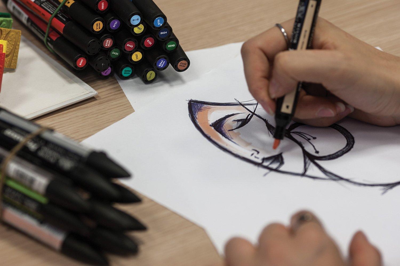 Dipartimento di fashion design napoli e milano accademia for Design ufficio napoli