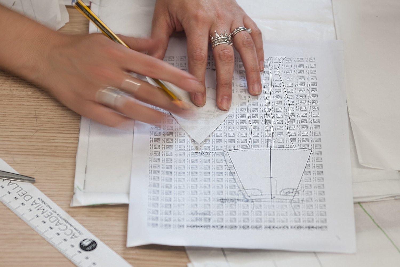 Master disegno tecnico per la moda a Napoli